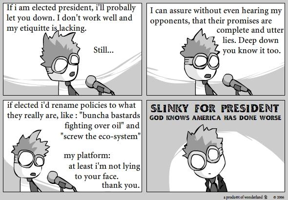 Slinky for President