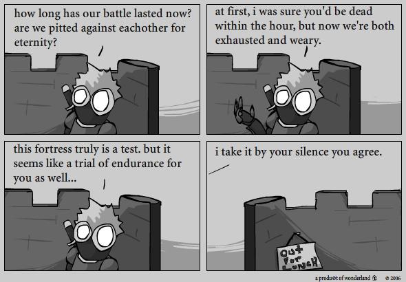 ninja vs goblin : trial
