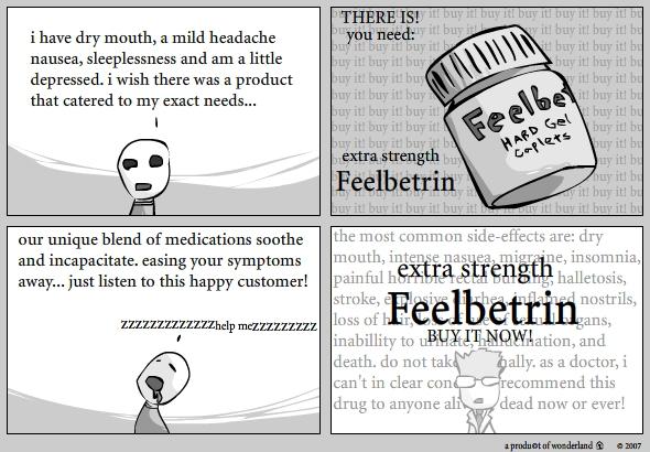 Extra strength Feelbetrin