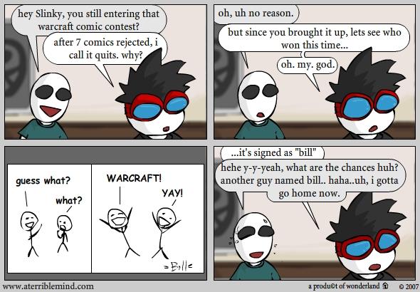 Warcraft comics