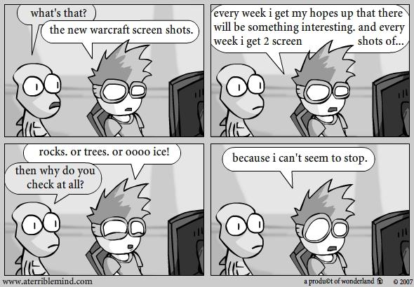 Warcraft Screen Shots