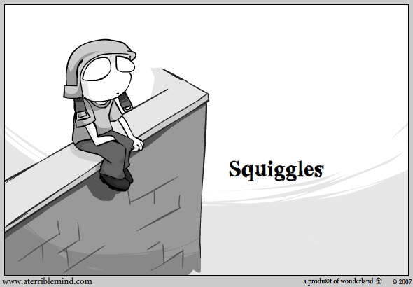 Character : Squiggles