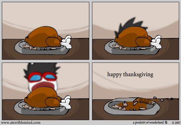 Thanksgiving : 2007