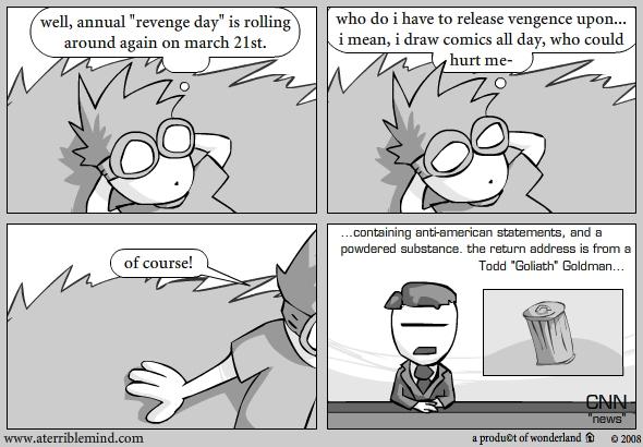 (pre)venge day