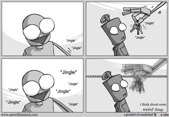 Robots : jingle