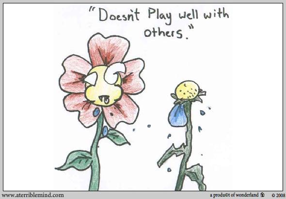 oldie flower-power