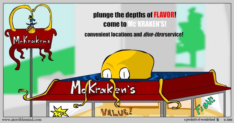 McKraken store front