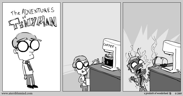 the adventures of tinyman