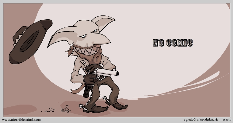 no comic: western goblin